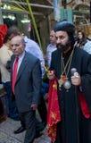 Paume dimanche de Jérusalem Photographie stock libre de droits