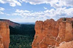 Paunsaugunt Berge Stockfoto