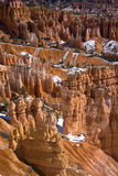 Paunsaugunt Plateau. View from the Paunsaugunt Plateau in Bryce Canyon, Utah, United States of America royalty free stock images