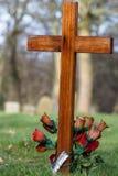 Pauper& x27; s grób Obraz Royalty Free