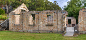 Pauper's Mess, Port Arthur Royalty Free Stock Photography