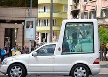 Paus Benedict XVI Stock Afbeeldingen
