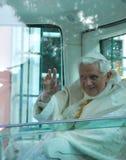 Paus Benedict XVI Royalty-vrije Stock Fotografie