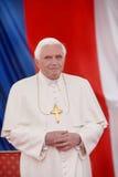 Paus Benedict XVI. Stock Fotografie