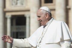 Paus Francis Stock Afbeeldingen