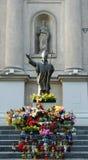 Paus John Paul II Royalty-vrije Stock Foto's