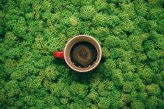 Pausa caffè? Fotografie Stock Libere da Diritti