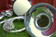 Pausa de la música Foto de archivo libre de regalías