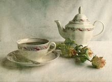 Pausa del café Imagen de archivo