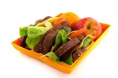 Pausa para o almoço Fotografia de Stock