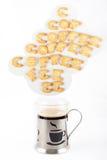 Pause-café Image libre de droits