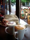 Pause-café Image stock