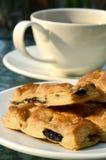 Pause café avec des biscuits Image libre de droits