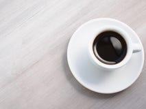 Pause-café avec l'expresso Photo libre de droits