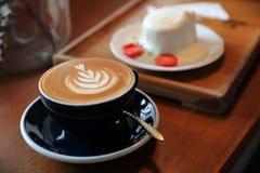 Pause-caf? de cappuccino photos libres de droits