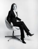 Pauses femelles de gestionnaire Photographie stock