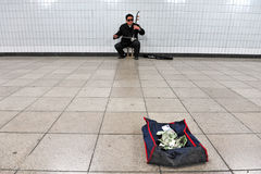 Pauvres personnes en Chine Image libre de droits