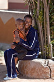 Pauvreté Photos libres de droits