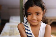 pauvreté d'enfant Image libre de droits