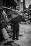 Pauvreté dans le pays Turquie Photo stock