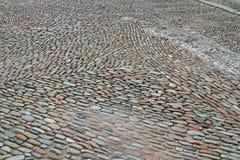 Pavés en pierre Photos libres de droits