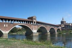 Pavía (Lombardía, Italia) fotografía de archivo libre de regalías