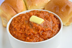 Pav Bhaji Stock Photography