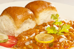 Pav Bhaji masala from India Stock Image