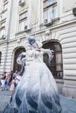 Pavana Teatro of the Netherlands presents  Stock Photos