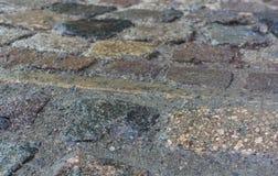 Pave paving stones Stock Photo