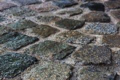 Pave paving stones Stock Image