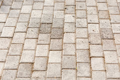 Paved driveway Stock Photos