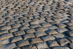 Paved in Fontainebleau Stock Photo
