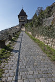 Paved pathway Royalty Free Stock Image