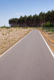 Paved road Stock Photo