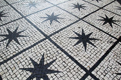 Free Paved Road In Lisbon, Portugal Royalty Free Stock Images - 72621489