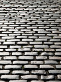 Paved road texture Stock Photos