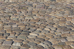Paved of Strasbourg Stock Image