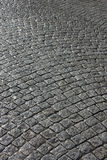 Paved street Stock Image