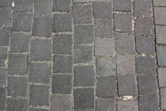 Paved surface Royalty Free Stock Image
