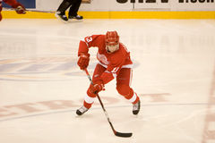 Pavel Datsyuk At Ceter Ice Stock Photo