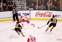 Pavel Datsyuk Detroit Red Wings Stock Photo