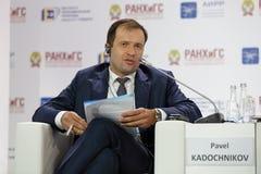 Pavel Kadochnikov zdjęcie stock