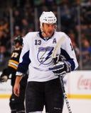 Pavel Kubina, Tampa Bay Lightning Royalty Free Stock Images