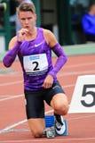 Pavel Maslak - czech athlete Royalty Free Stock Images