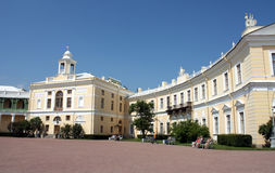 Pavel Palace in Saint Petersburg Royalty Free Stock Photography