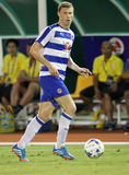 Pavel Pogrebnyak of Reading FC Royalty Free Stock Images