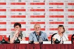 Pavel Shvedov, Pert Chernaev, Olga Galistskaya Fotografia Royalty Free