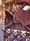 Pavellons Guell in Barcelona Royalty Free Stock Photography