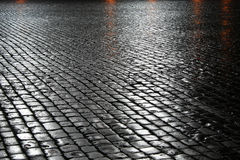 Pavement. A perfect textured background royalty free stock image